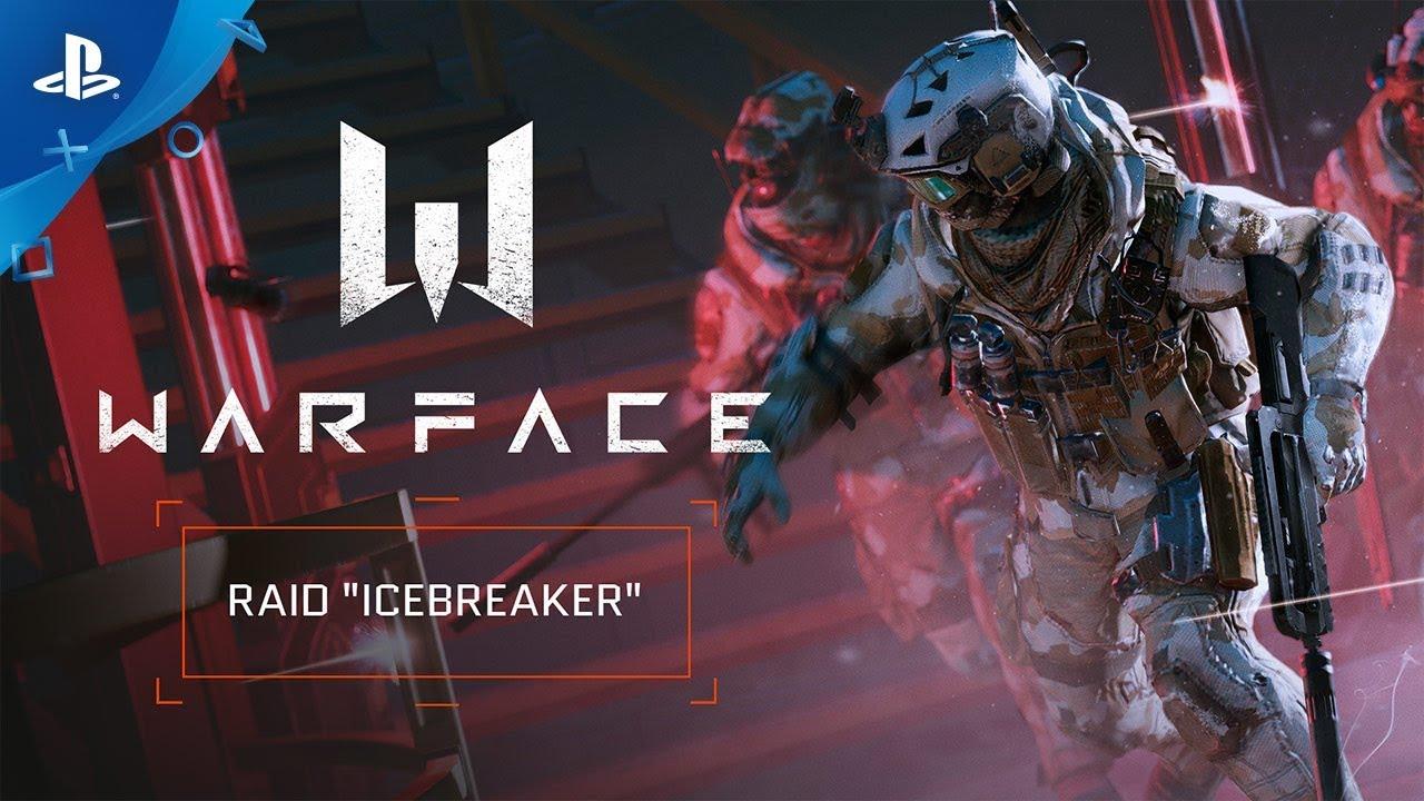 Video - Warface - Raid Icebreaker PS4 | Warface Wiki