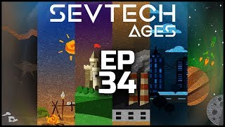 SevTech: Ages - Age 1 PT 4 - Bronze armor, Baykok summon and fight