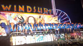 The San Diego County Fair Ride Highlights 2014