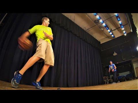 Jason Hurst - Men Set Guinness World Record Passing Basketball Behind Their Backs