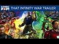 Avengers Infinity War Trailer Reaction #ElseworldsExchange