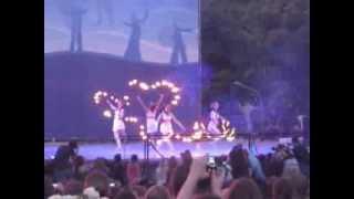 Киевский фестиваль огня.