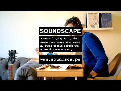 Soundscape :: A tool for creative music makers