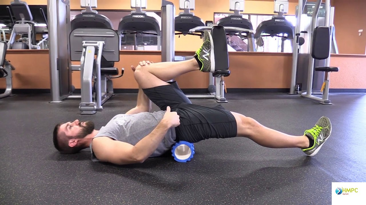 Glute Pain Stretches