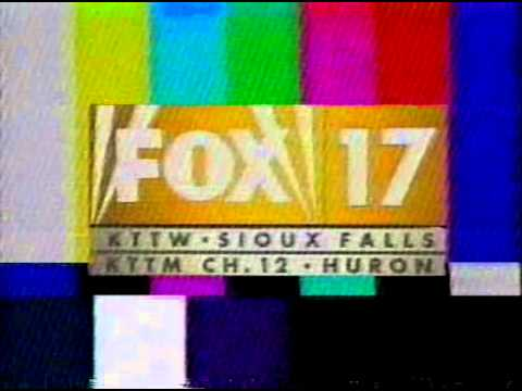KTTW Fox 17 Sign On - Summer 2002
