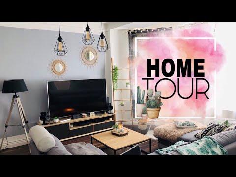 HOME TOUR : MA MAISON AVANT TRAVAUX thumbnail