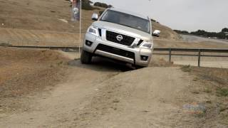 2017 Nissan Armada with Thom Cannell and Steve Purdy