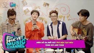 Hiền Hồ da diết hát Trò Đùa Tạo Hóa tặng Bùi Anh Tuấn | Gala Nhạc Việt