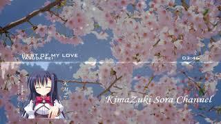 Song Title = Yasuda Rei - Best of my Love #Lyric Romanji Nando uma...
