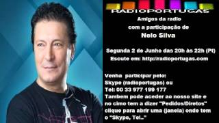 Nelo Silva no Amigos da radio 02 06 2014