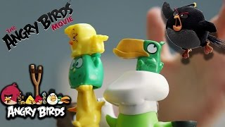 Angry Birds Movie Tiny Toys Collection 2016