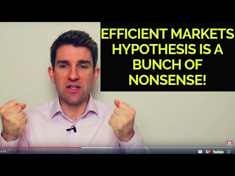 Efficient Markets Hypothesis Is Nonsense! 👎