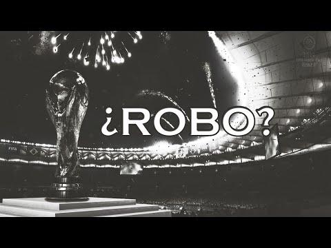 ¿Siempre Hubo Robo En El Mundial de Brasil?