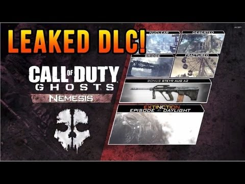 Ghosts: LEAKED DLC #4 -