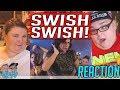 Katy Perry - Swish Swish (Lyric Video Starring Gretchen) ft. Nicki Minaj REACTION!!