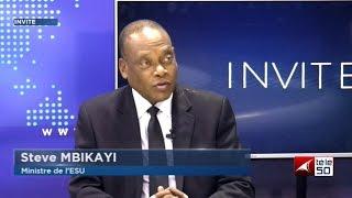 STEVE MBIKAYI: BRAVO AU RASSEMBLEMENT QUI VA ORGANISER LES ELECTIONS EN 2017
