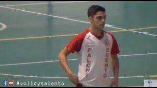 19-02-2016: #volleysalento - Selezione maschile territoriale a Lecce