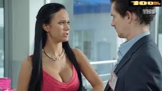 Яна Кошкина в сериале ЧОП (Сезон 2 Серия 1) 2016 Jana Koshkina in der Serie Chop 2016