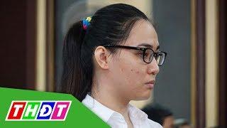 Hotgirl buôn bán ma túy bị tuyên án tử hình   THDT