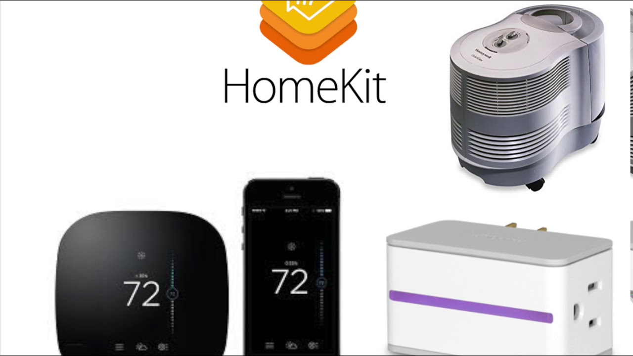 Improving your Air with Apple Homekit