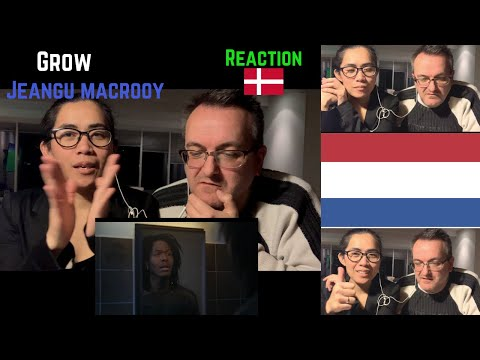 "NETHERLANDS | Jeangu Macrooy - ""Grow� | Eurovision 2020 | REACTION | DENMARK | Danish Reaction"