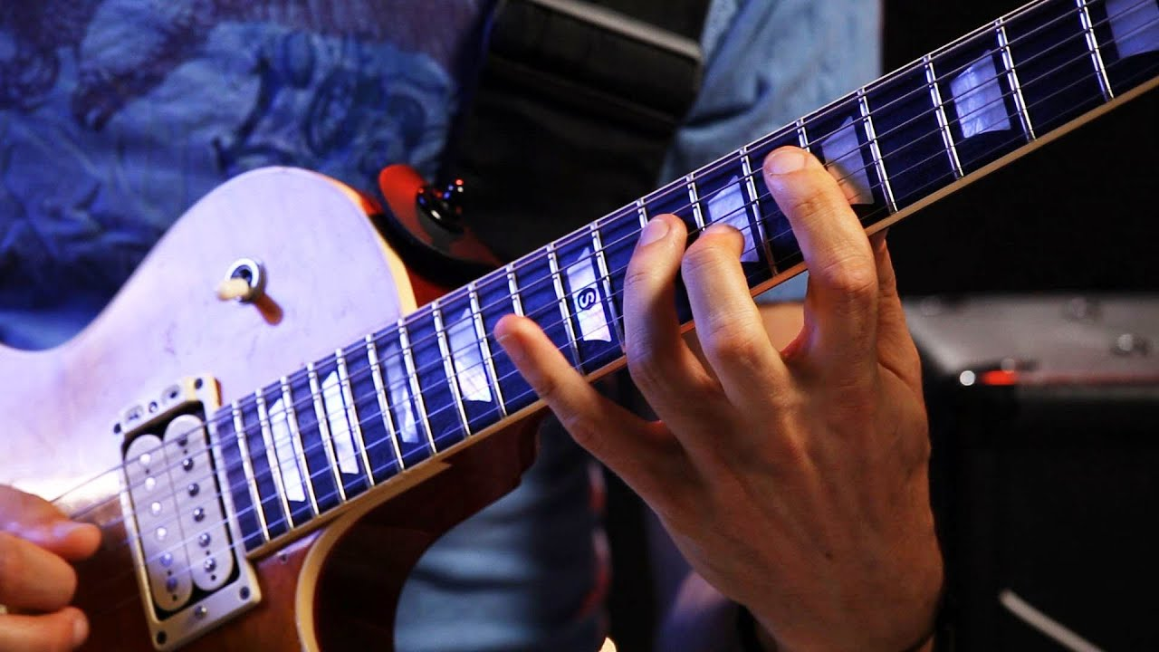 how to play the metal on guitar