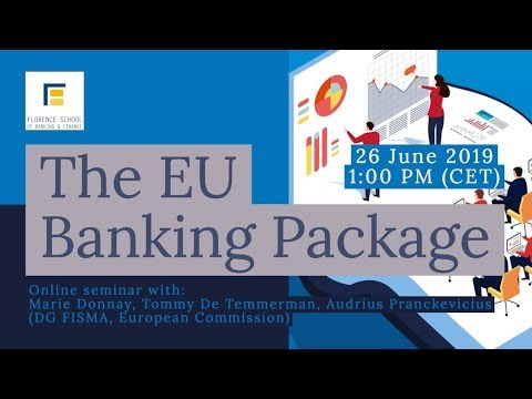 The EU Banking Package