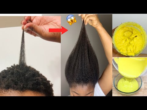Use This Once a Week & Your Hair Will Never Stop Growing | Grow Long & Thick Hair