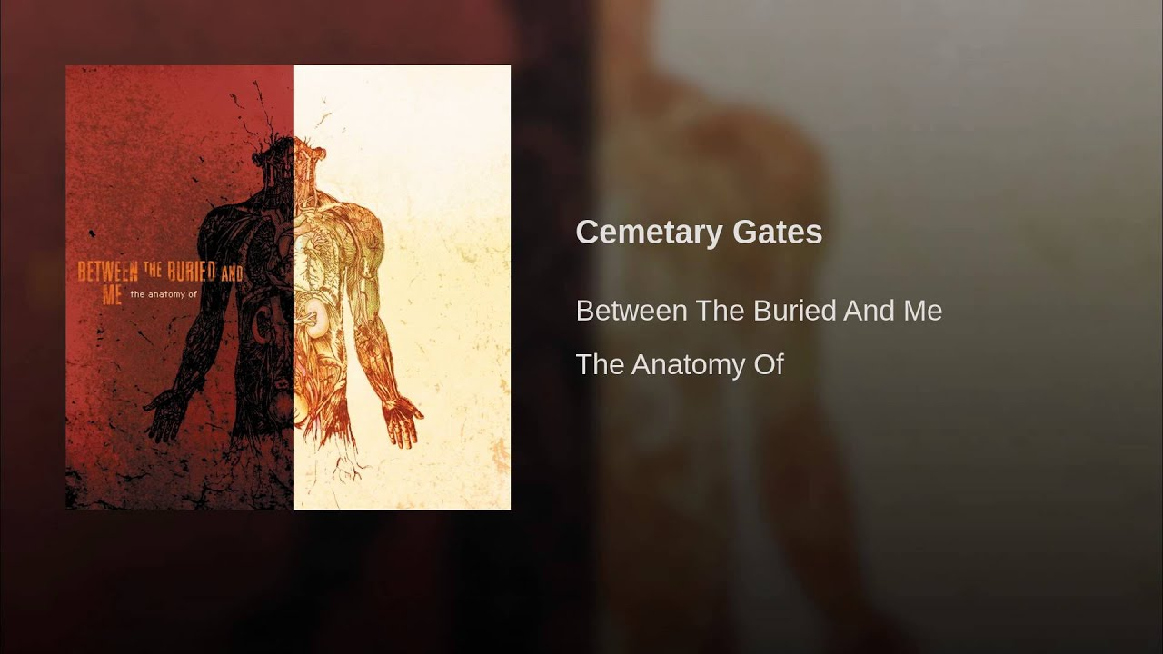 Cemetary Gates - YouTube
