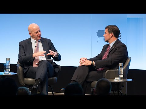 Dr. Mark Esper, US Secretary Of Defense