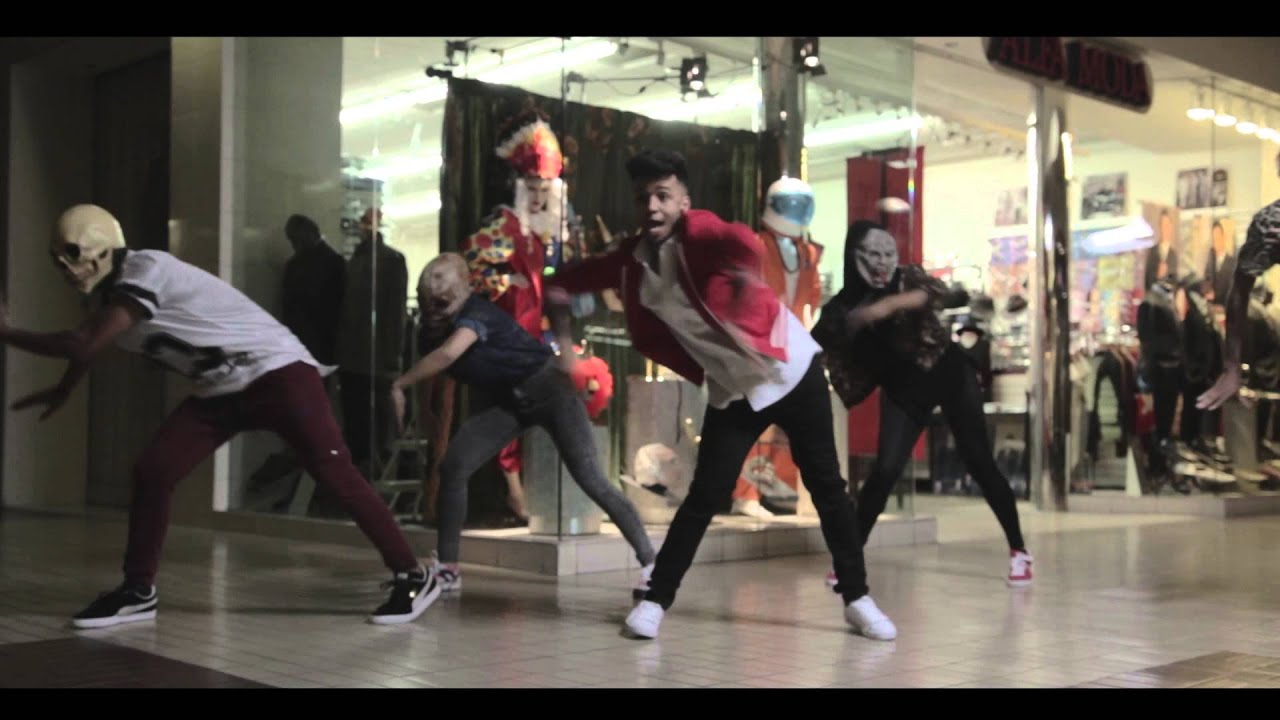 Aston Merrygold — Get Stupid (Behind the Scenes)