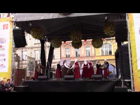 EASTER FESTIVAL PRAGUE,FOLK GROUP URGAS (LATVIA)