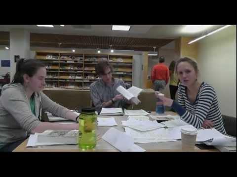 Final Exam Time at Carleton College