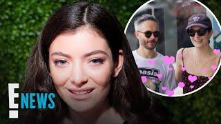 Lorde Spotted Kissing Rumored Boyfriend