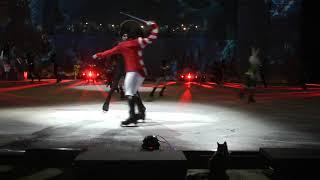 Настоящий кот услышал писк мышей в шоу Щелкунчик Плющенко  Москва.Декабрь 2017