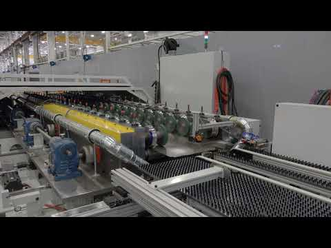Samco Machinery Refrigerator Cabinet Rollforming Line