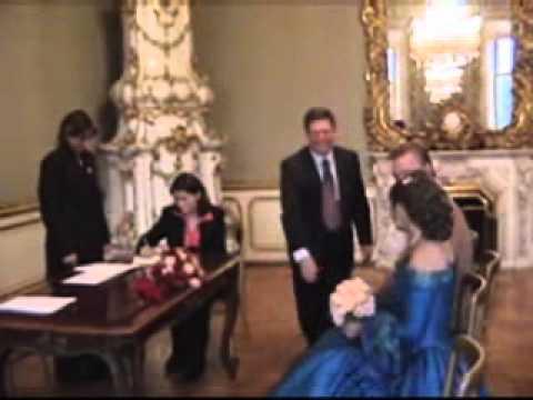 Vienna Austria Wedding Ceremony