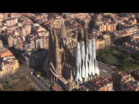 Tower design 3D CGI animation
