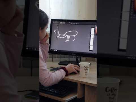 Курс 2D компьютерной графики для детей