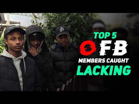 TOP 5 OFB Members that got caught LACKING..!