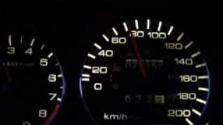 Honda Civic 1.5 Vtec 0-100