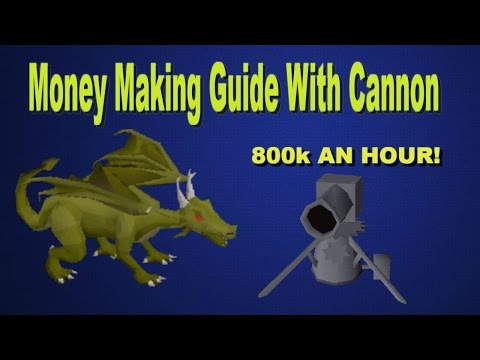 OSRS - 800k an hour! While earning range xp!