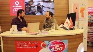 Vodafone Bayisi Ahmet Emre ile Röportaj
