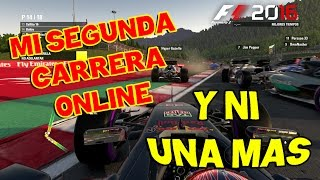 Vídeo F1 2016
