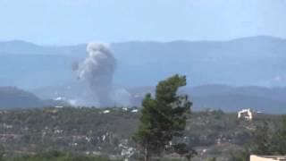 Боевики ИГИЛ снимают на видео авиаудары ВКС РФ в Сирии