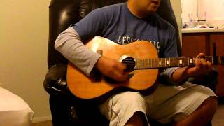 Riding My Thumb To Mexico - Johnny Rodriguez Cover