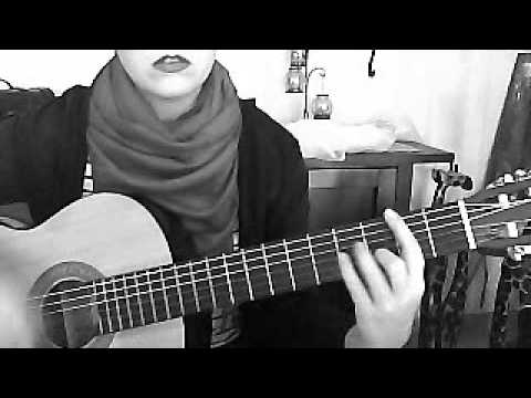 Schandmaul, Dein Anblick, Tutorial, Gitarre, how to play, GUitar