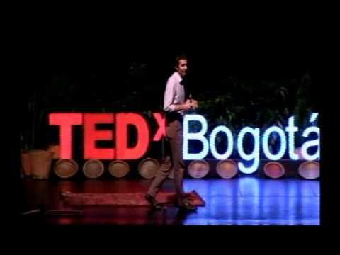 Felipe Arango at TEDxBOGOTA