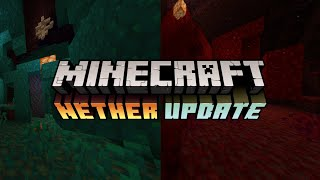NEW TOOLS, ARMOR, BLOCKS! Tools better than diamond!? 1.16 The Nether Update first Snapshot (20w06a)
