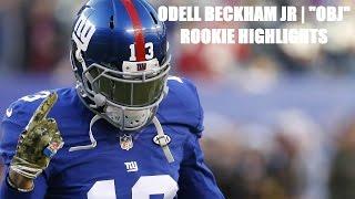 odell beckham jr   obj highlights   new york giants